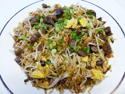 Beef Dragon Fried Rice